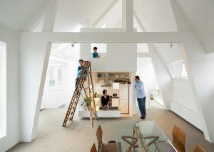 خدمات بازسازی آپارتمان
