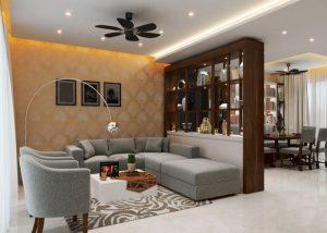 بازسازی آپارتمان های کوچک