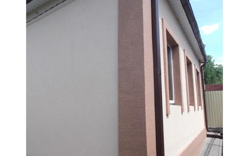 اجرای نمای ساختمان مسکونی