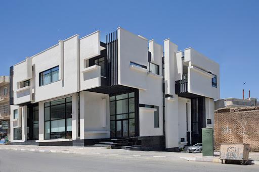 طراحی و اجرای نما ساختمان دونبش