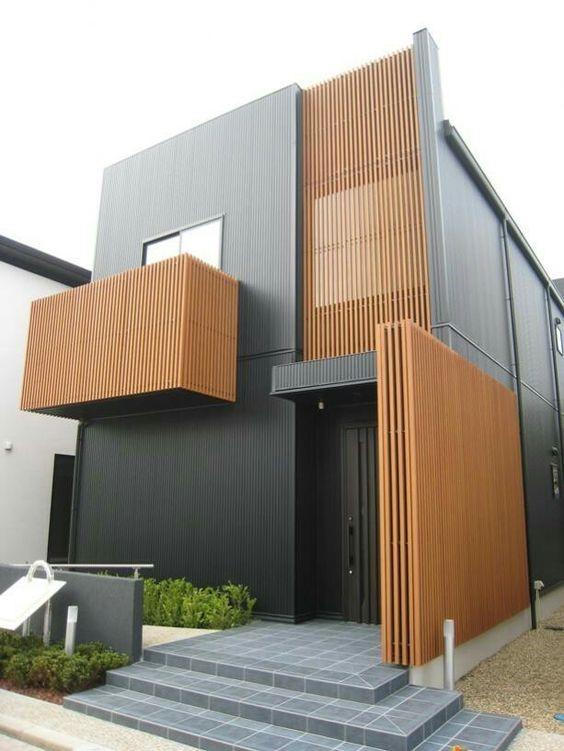 اجرای نمای ترکیبی ساختمان