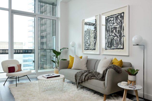 طراحی داخلی آپارتمان