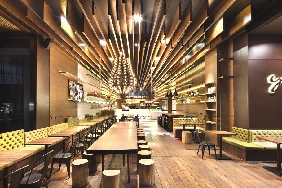 طراحی داخلی رستوران و کافی شاپ