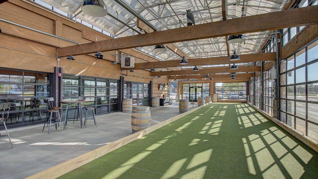 طراحی فضای باز اداری